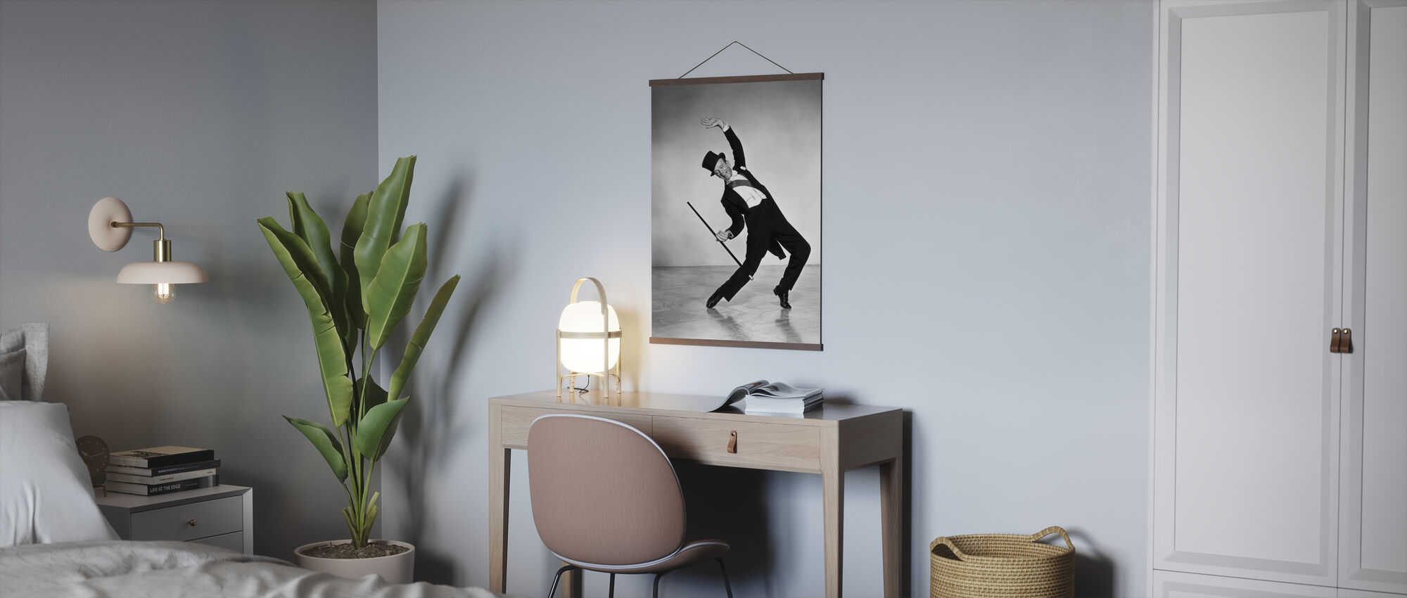 Fred Astaire - Poster - Office