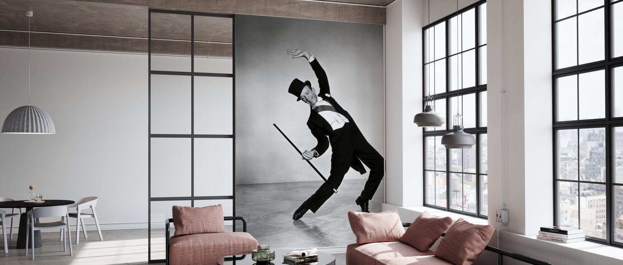 Fred Astaire - Tapetti - Toimisto