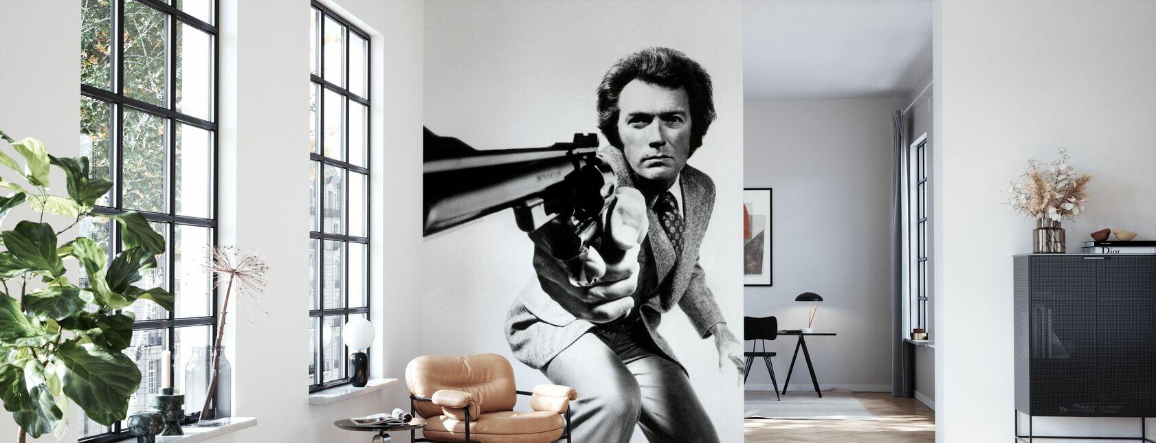 Clint Eastwood i Magnum Force - Tapet - Stue