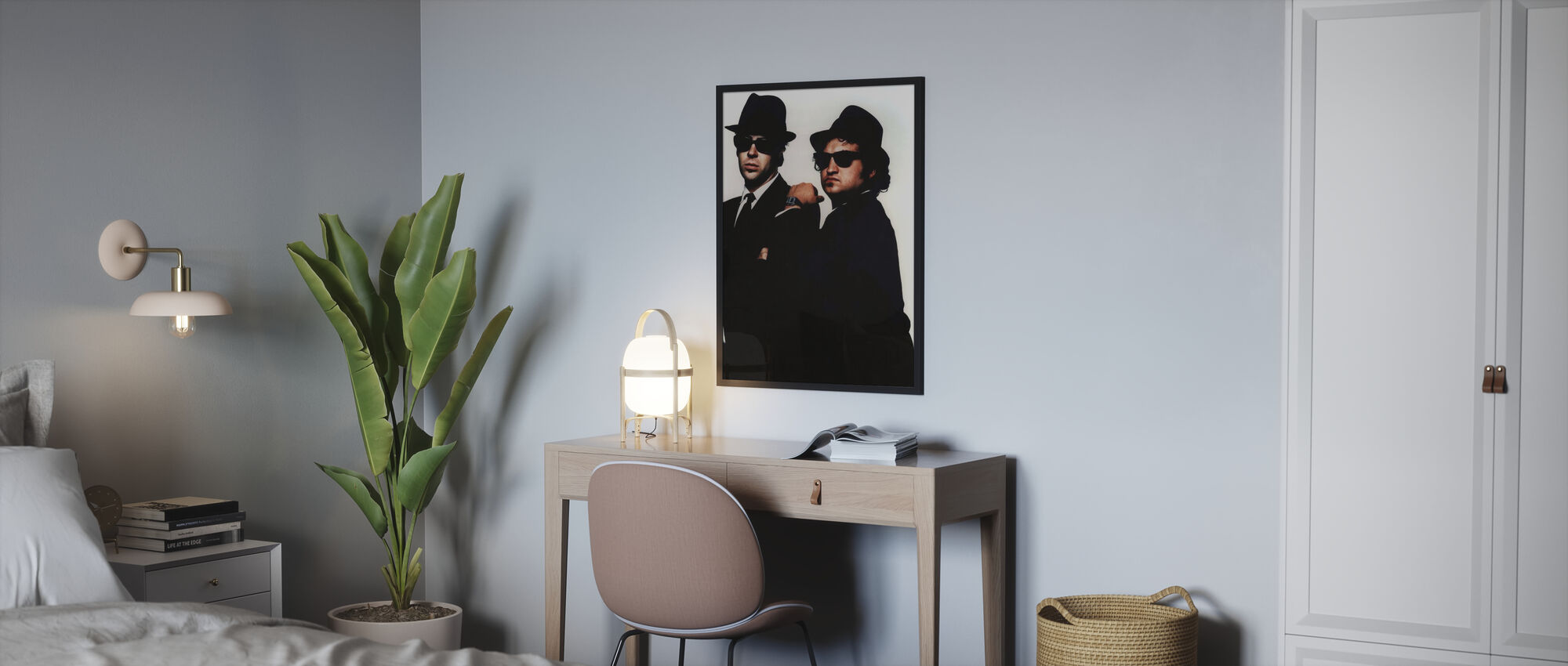 Brothers Blues - Poster - Sovrum