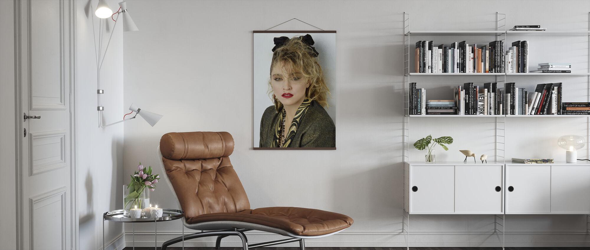 Madonna in Desperately Seeking Susan - Poster - Living Room