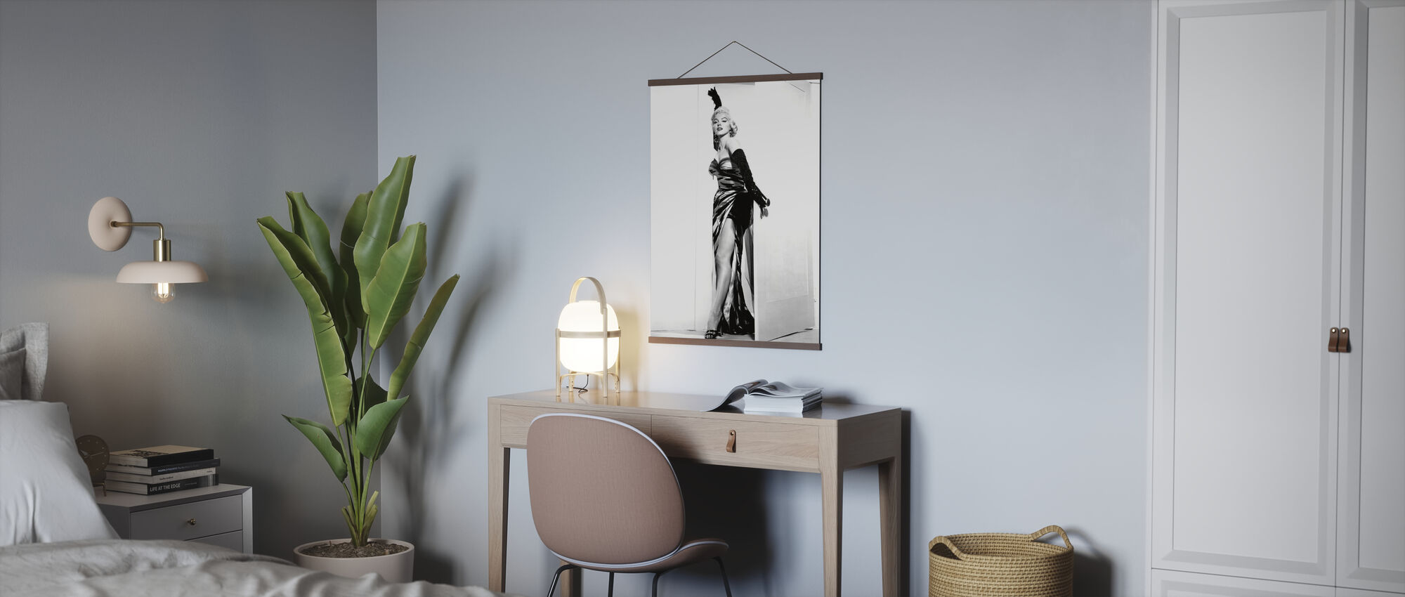 Marilyn Monroe im siebenjährigen Juckreiz - Poster - Büro