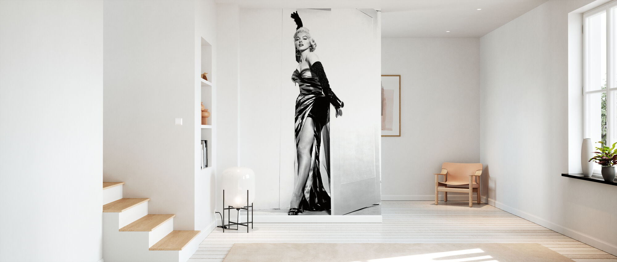 Marilyn Monroe in the Seven Year Itch - Wallpaper - Hallway