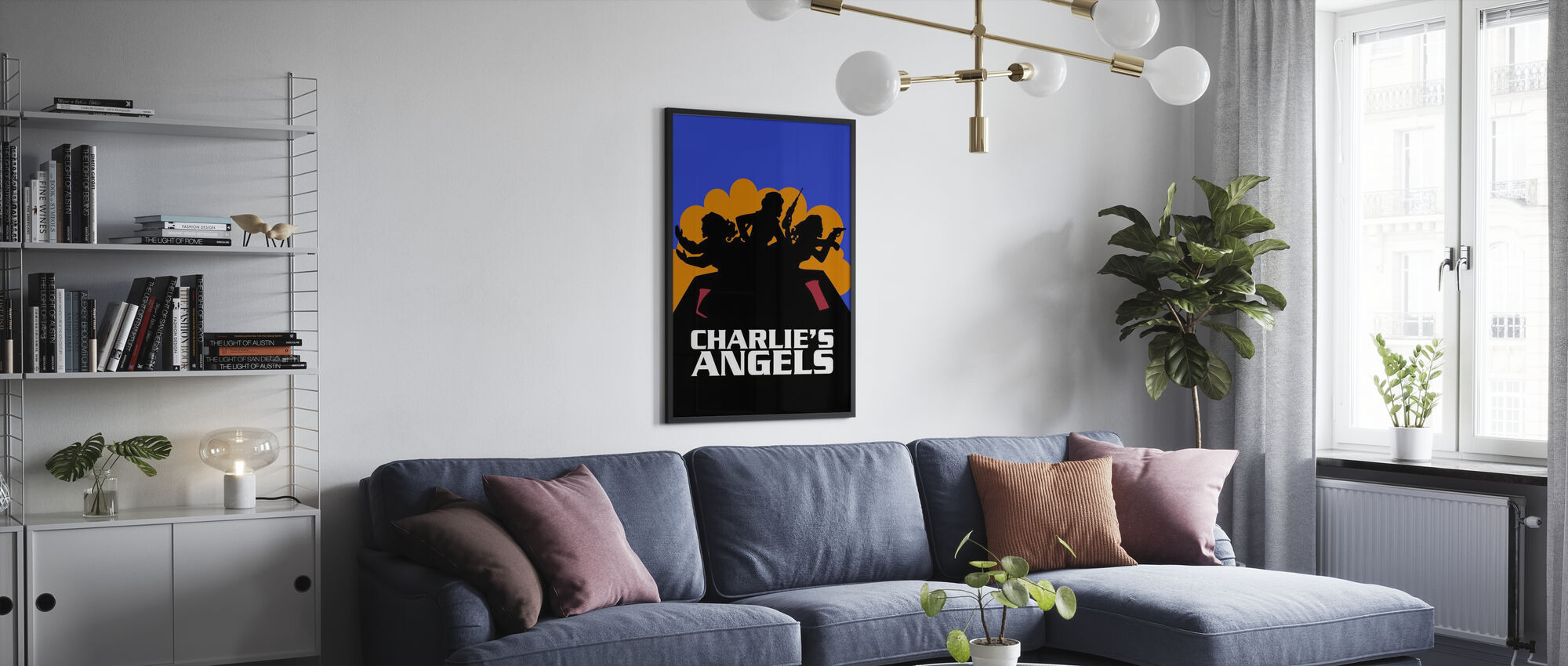 Charlies Angels - Poster - Living Room