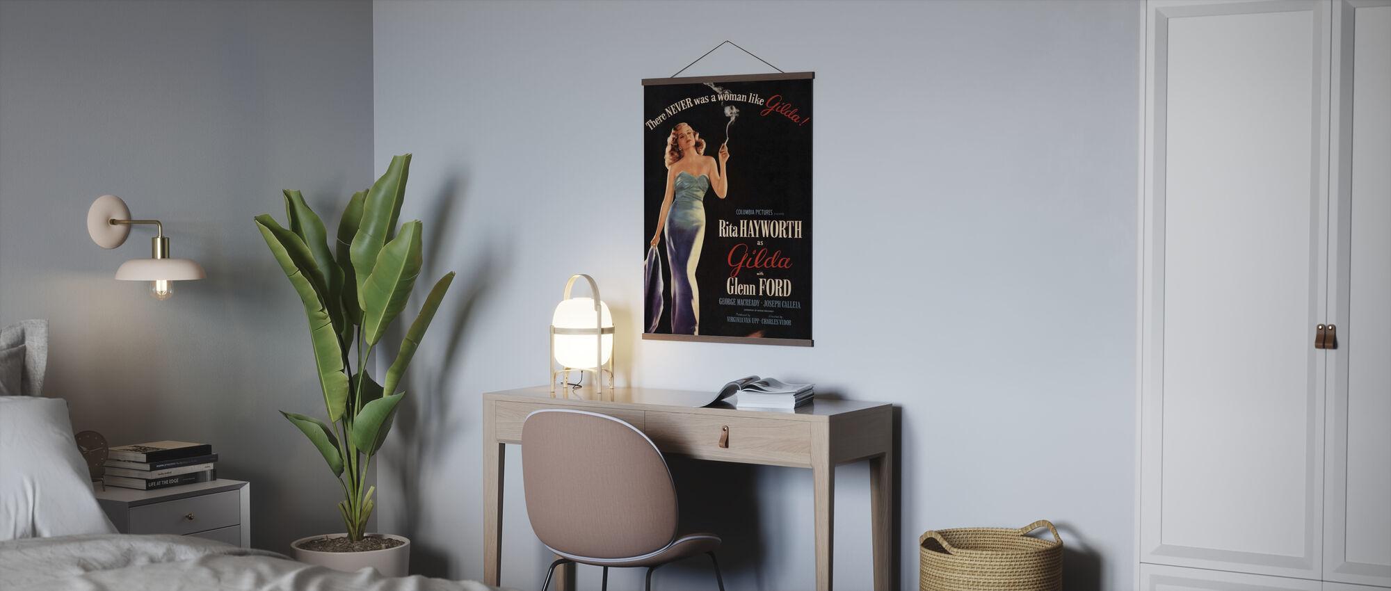 Gilda - Poster - Office