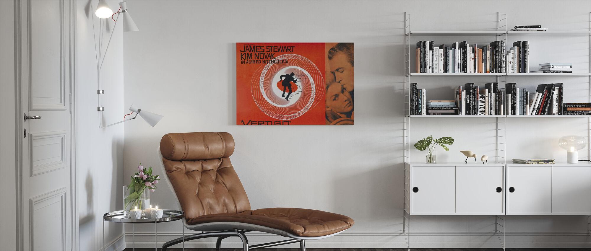 Vertigo - Canvas print - Living Room