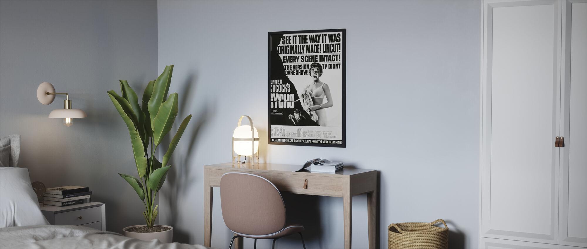 Psycho - Poster - Bedroom