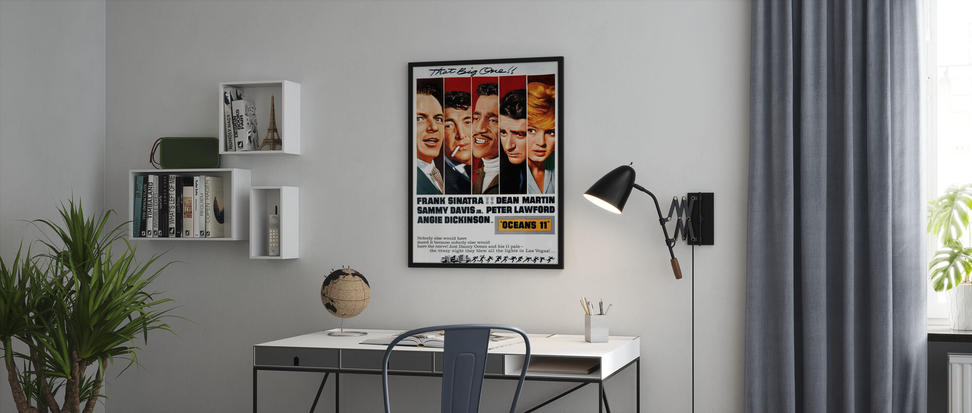 Oceans Eleven - Poster - Office