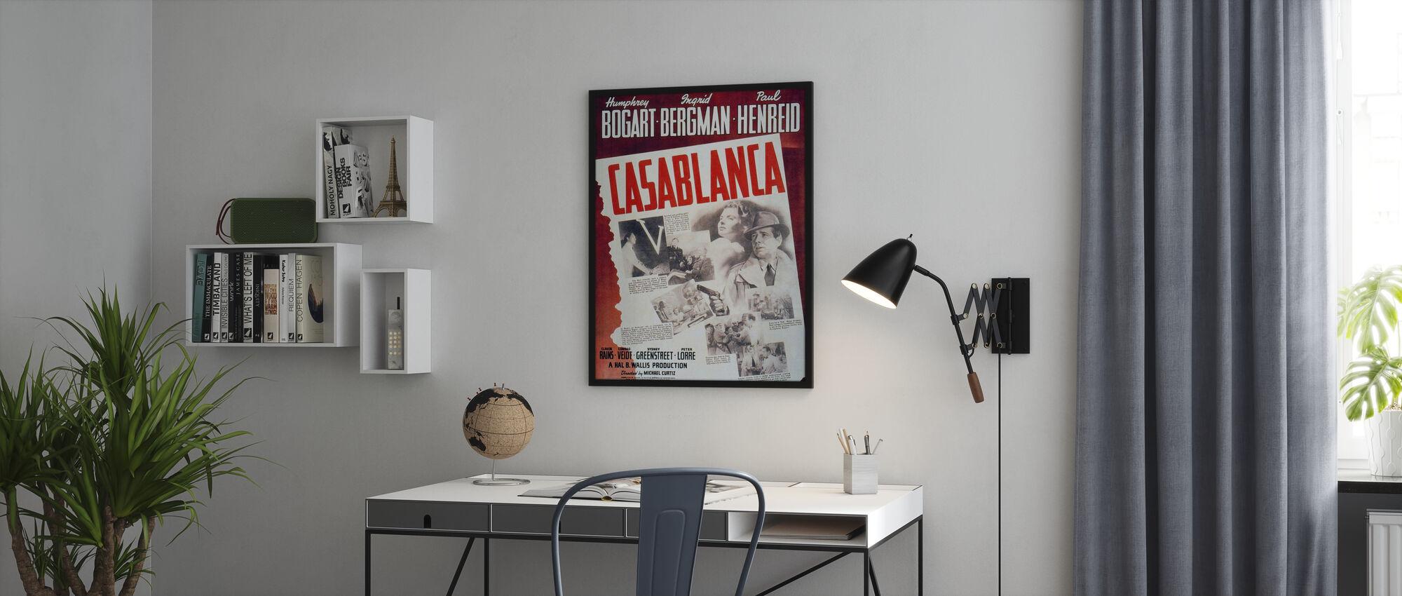 Casablanca - Poster - Office
