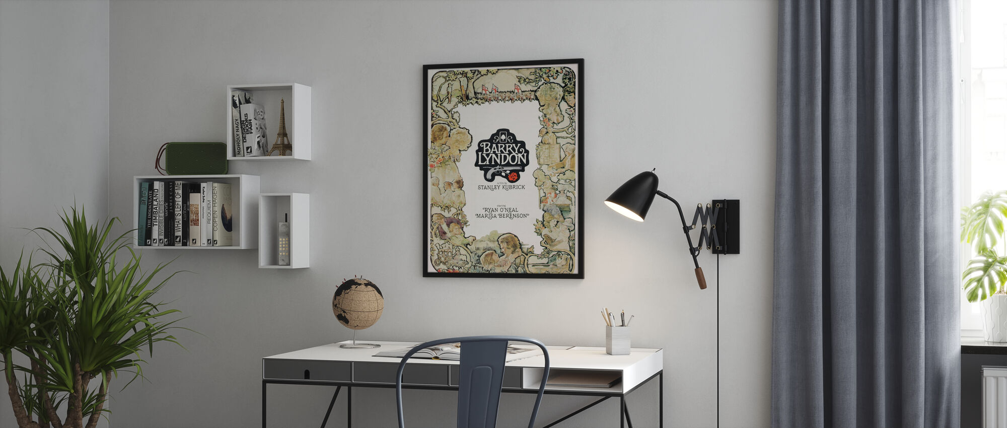 Barry Lyndon - Poster - Office