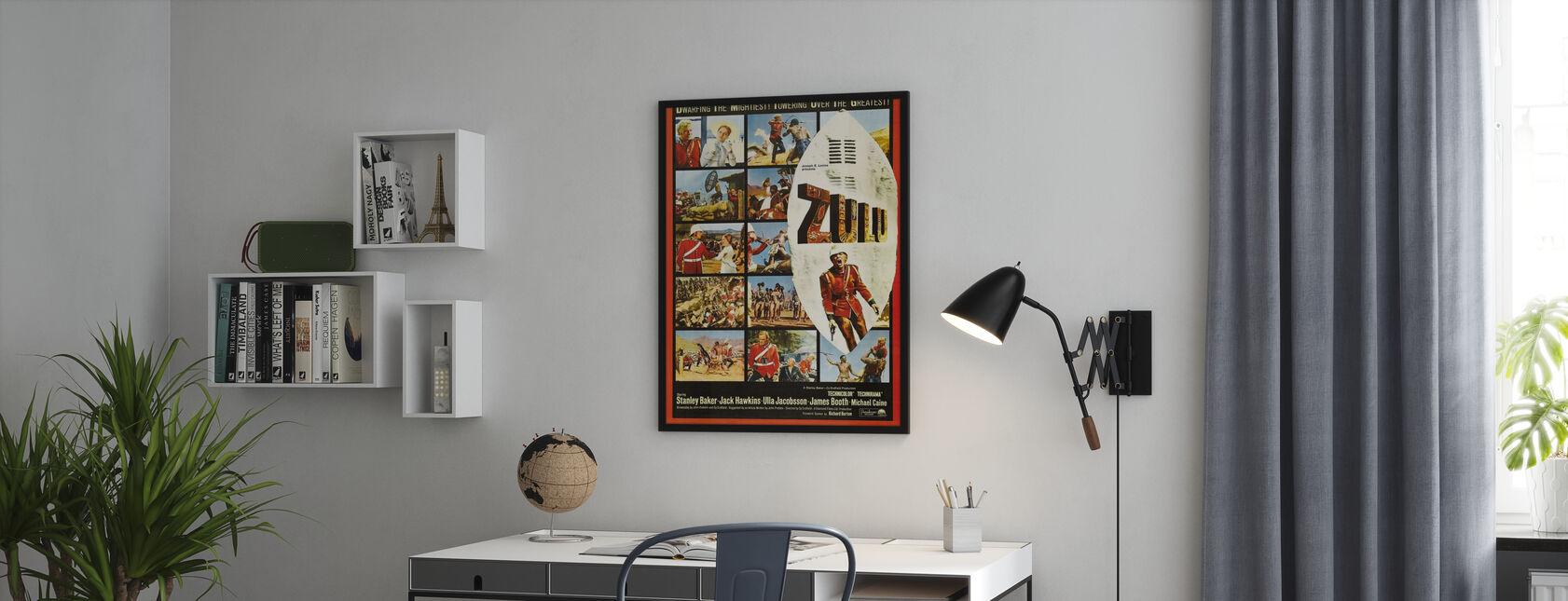 Zulu - Poster - Office