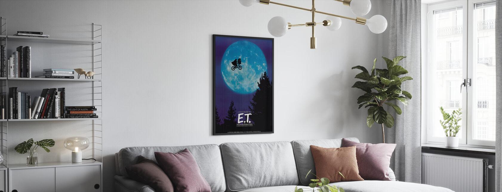 E T - Plakat - Stue