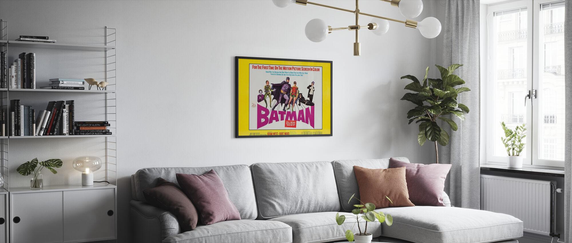 Batman the Movie - Poster - Living Room