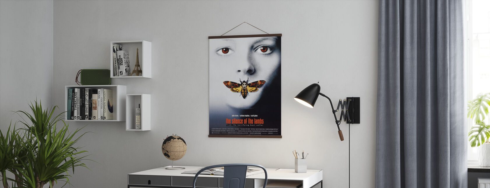 Silence of the Lambs - Poster - Office