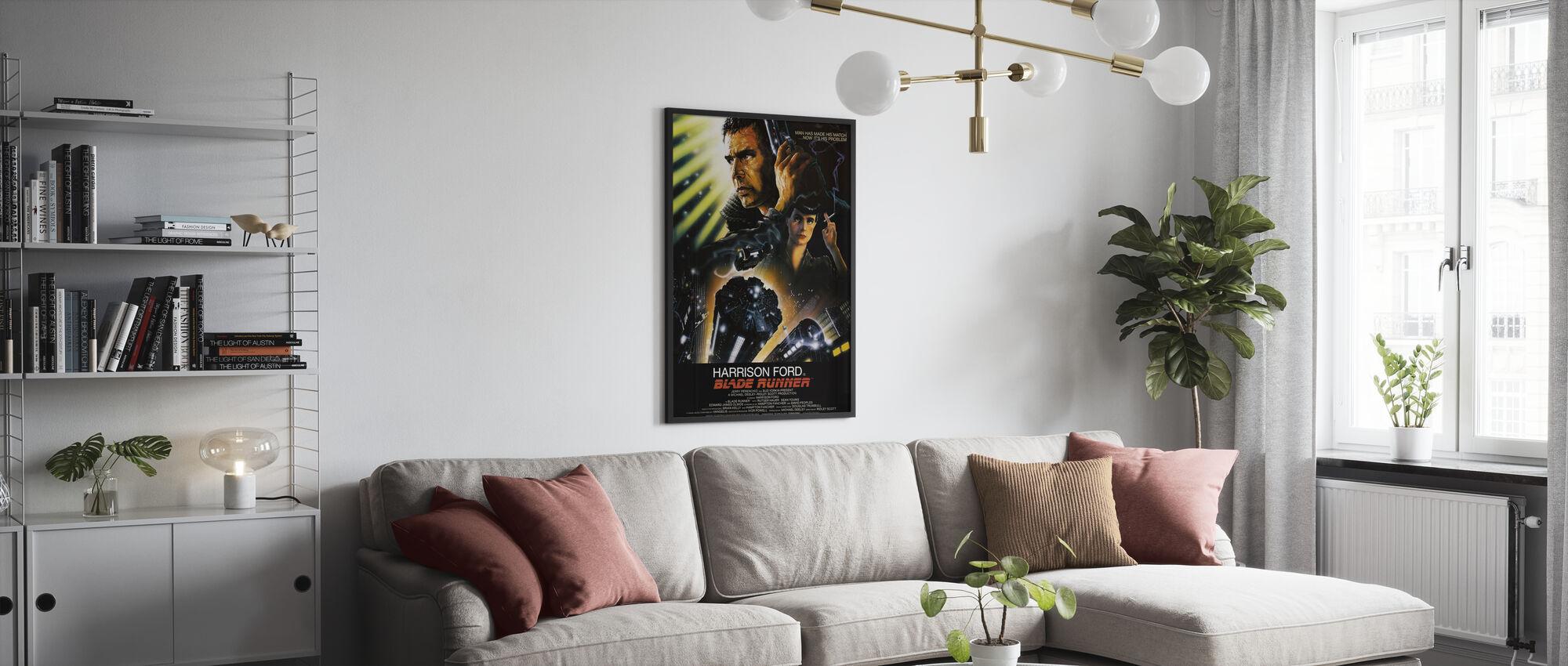 Blade Runner - Poster - Woonkamer
