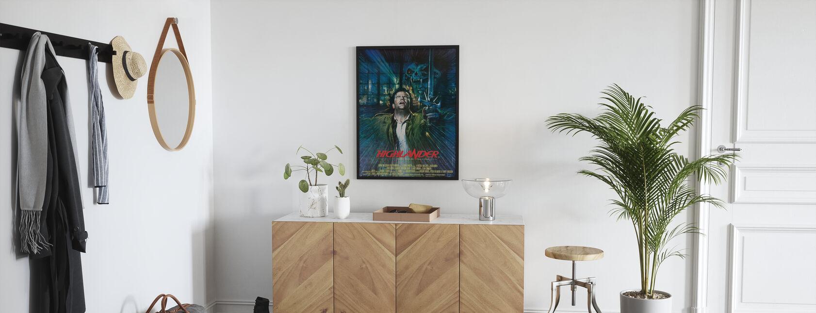 Highlander - Poster - Hallway