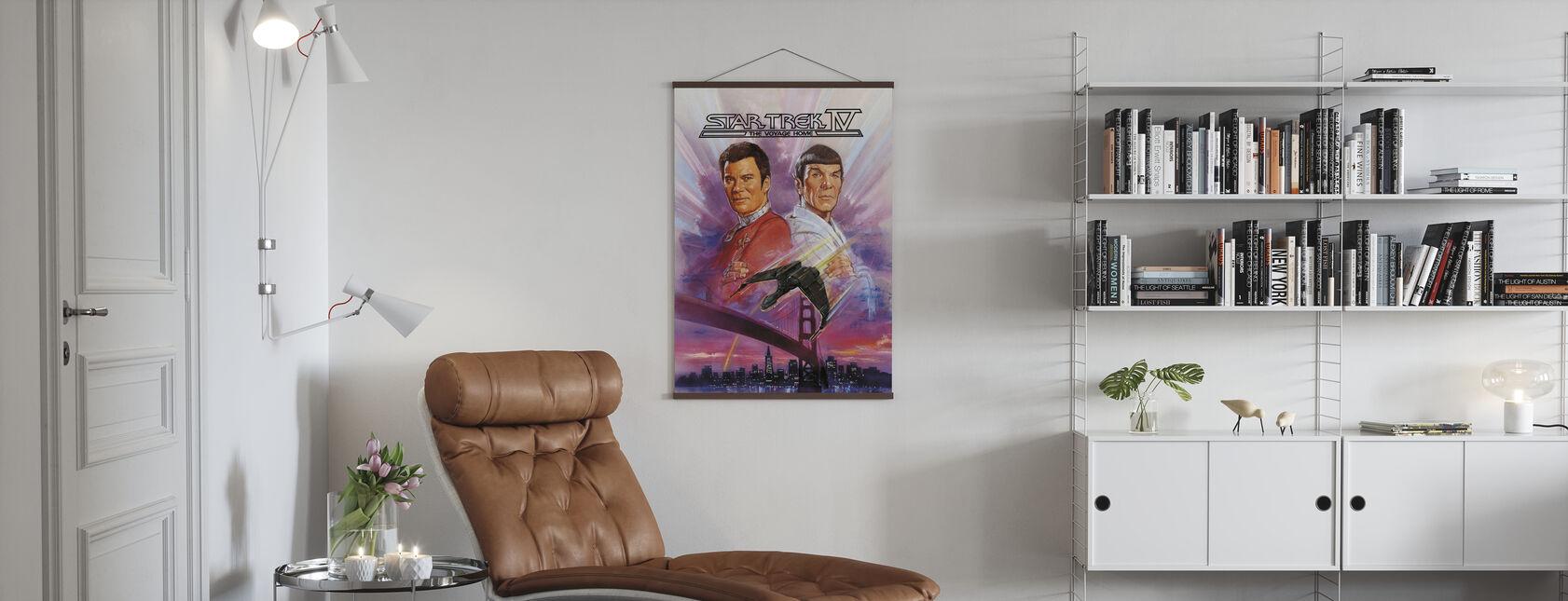 Viaggio a casa - Poster - Salotto