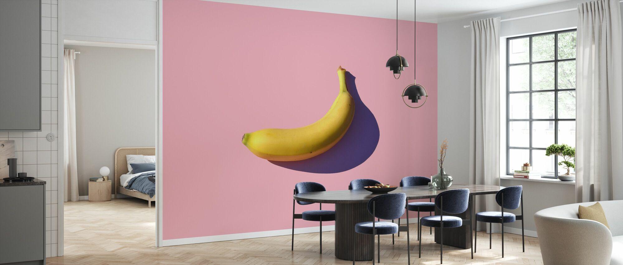 Banane - Tapete - Küchen