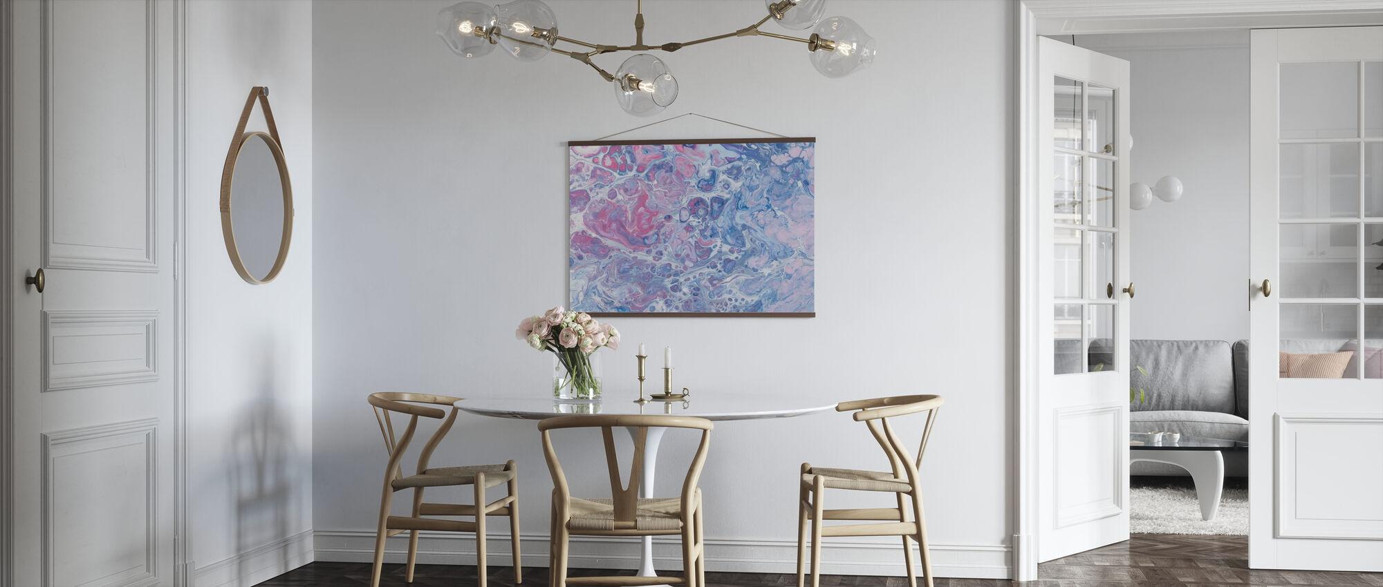 Abstract Visual Art - Poster - Kitchen