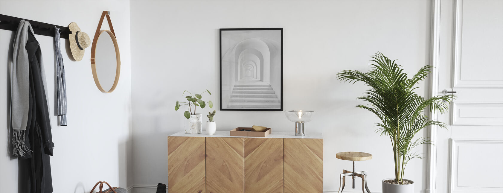 Witte Archway - Poster - Gang