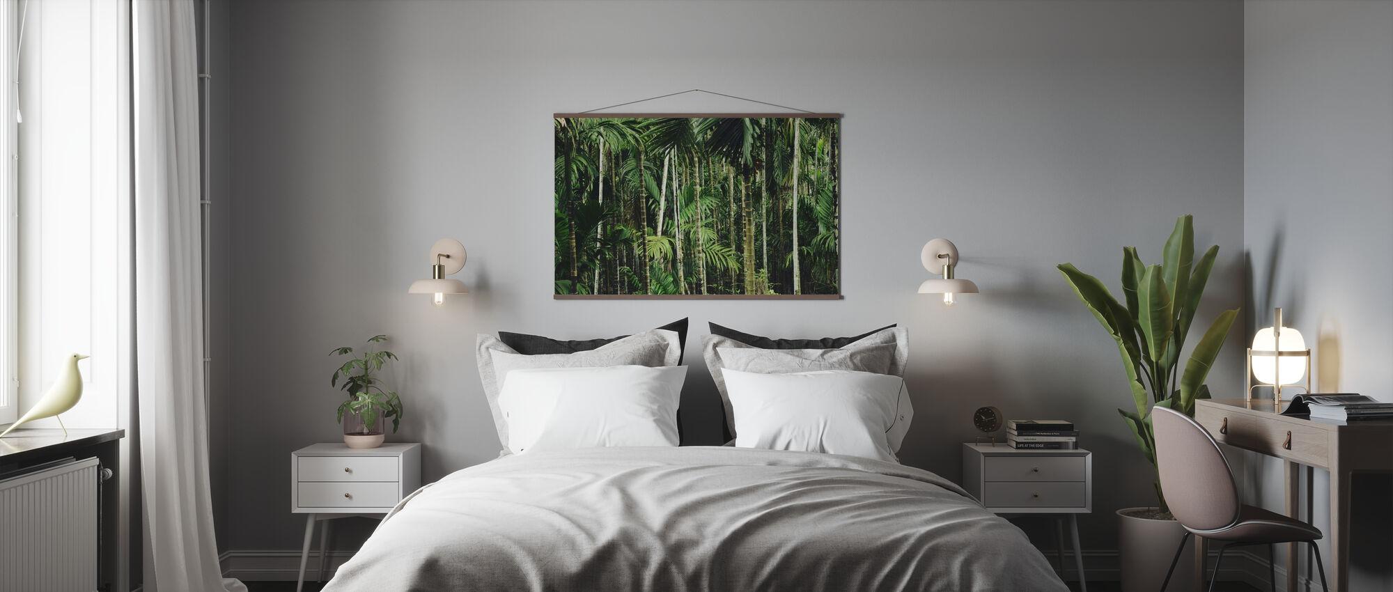 Bambus kratt - Plakat - Soverom