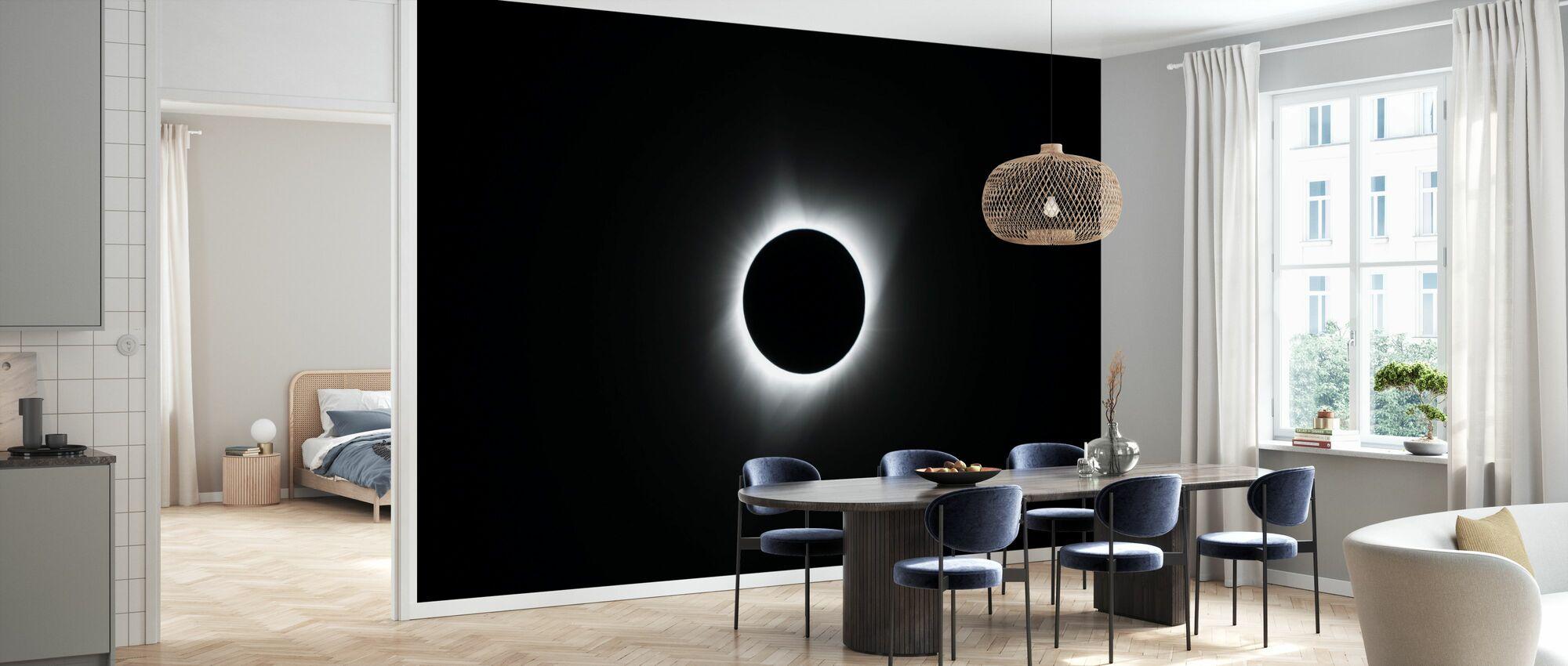 Total Eclipse - Wallpaper - Kitchen