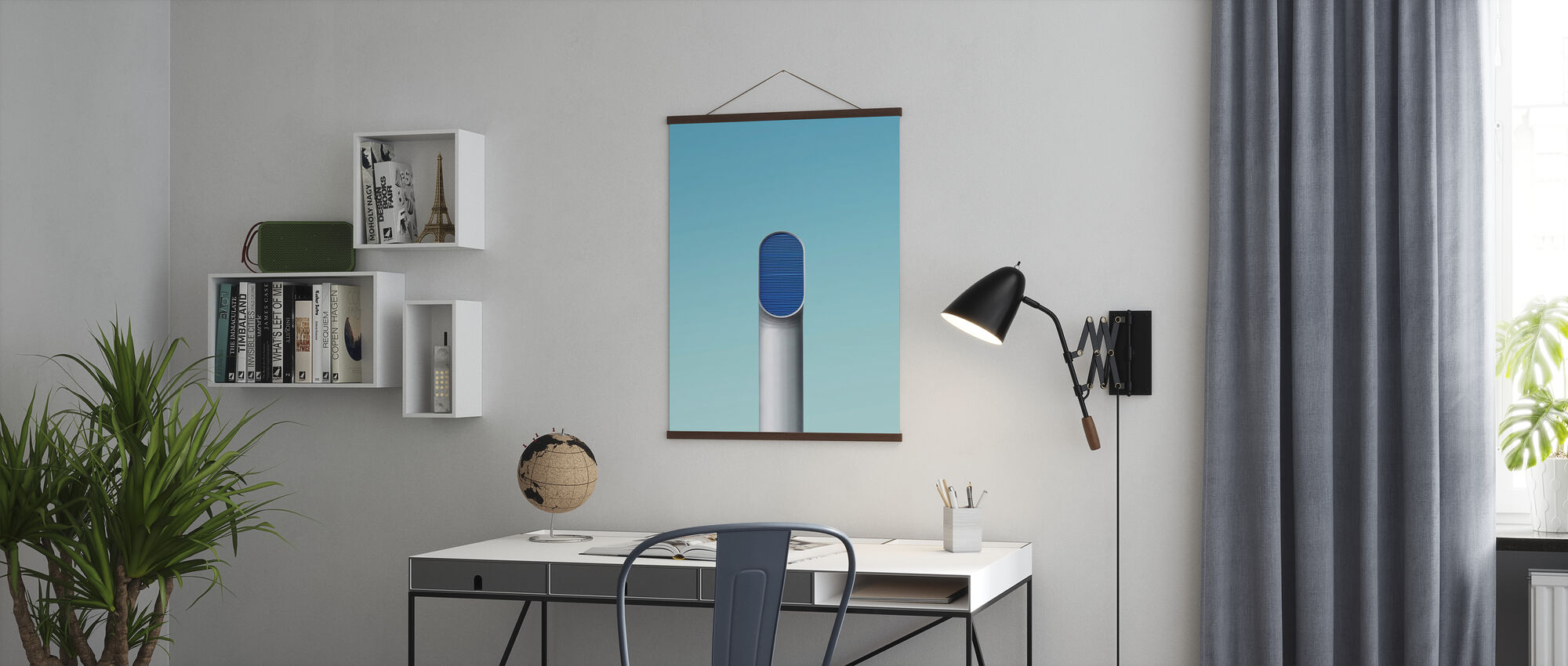 Single Pipe - Poster - Office