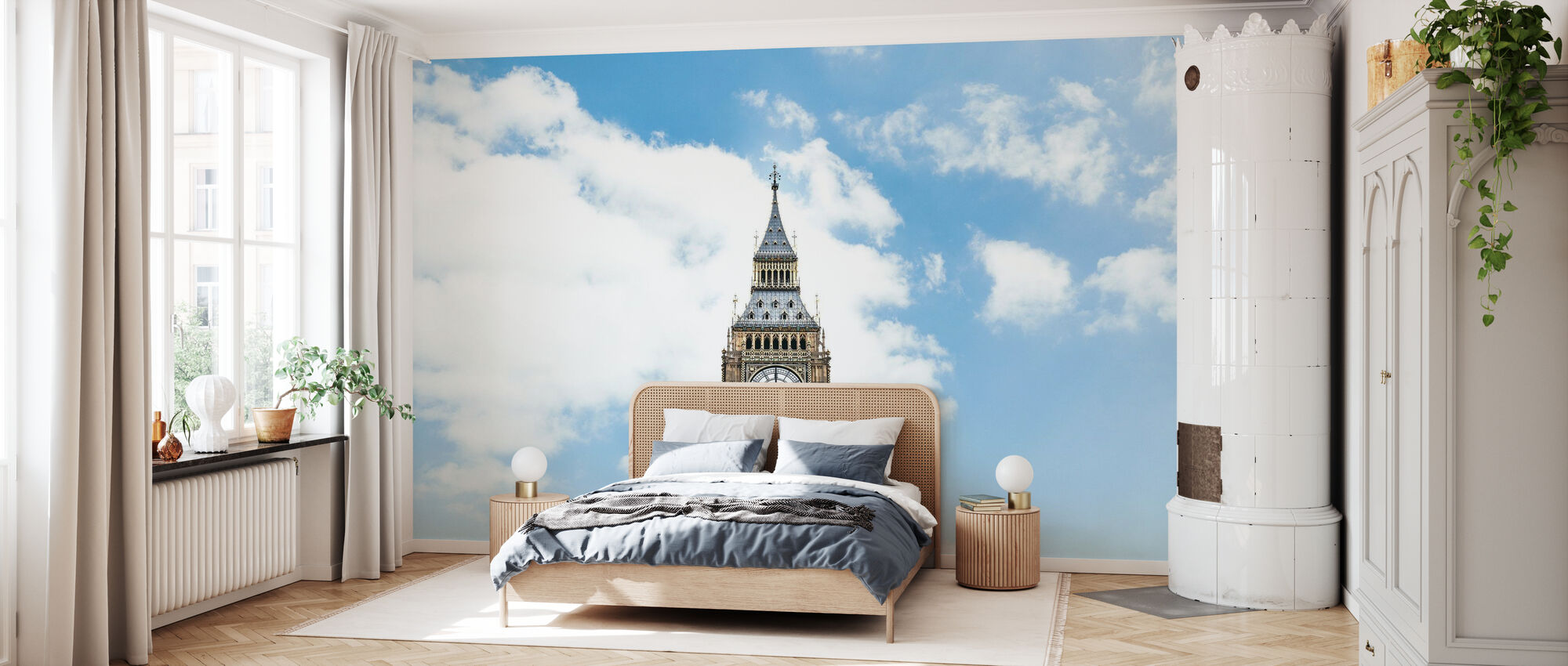 Big Ben - Wallpaper - Bedroom
