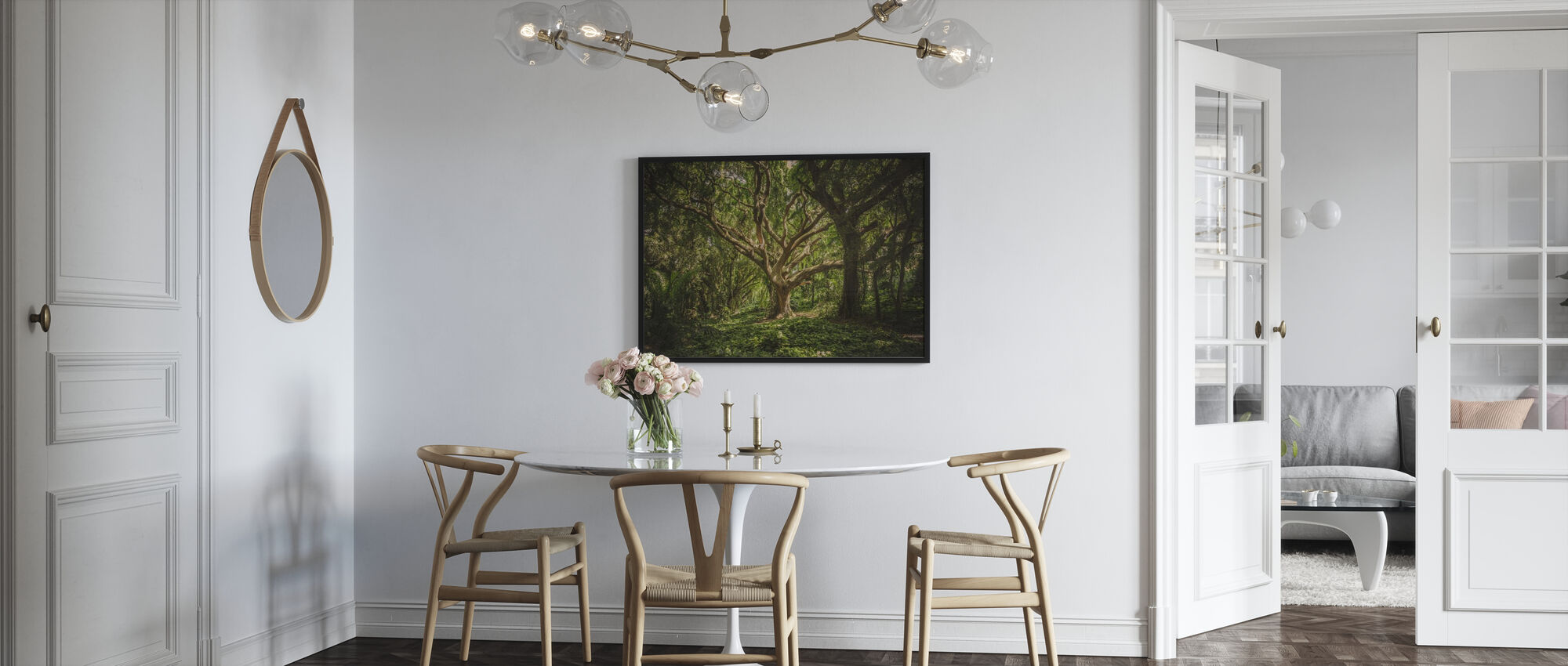 Big Forest Tree - Poster - Kitchen