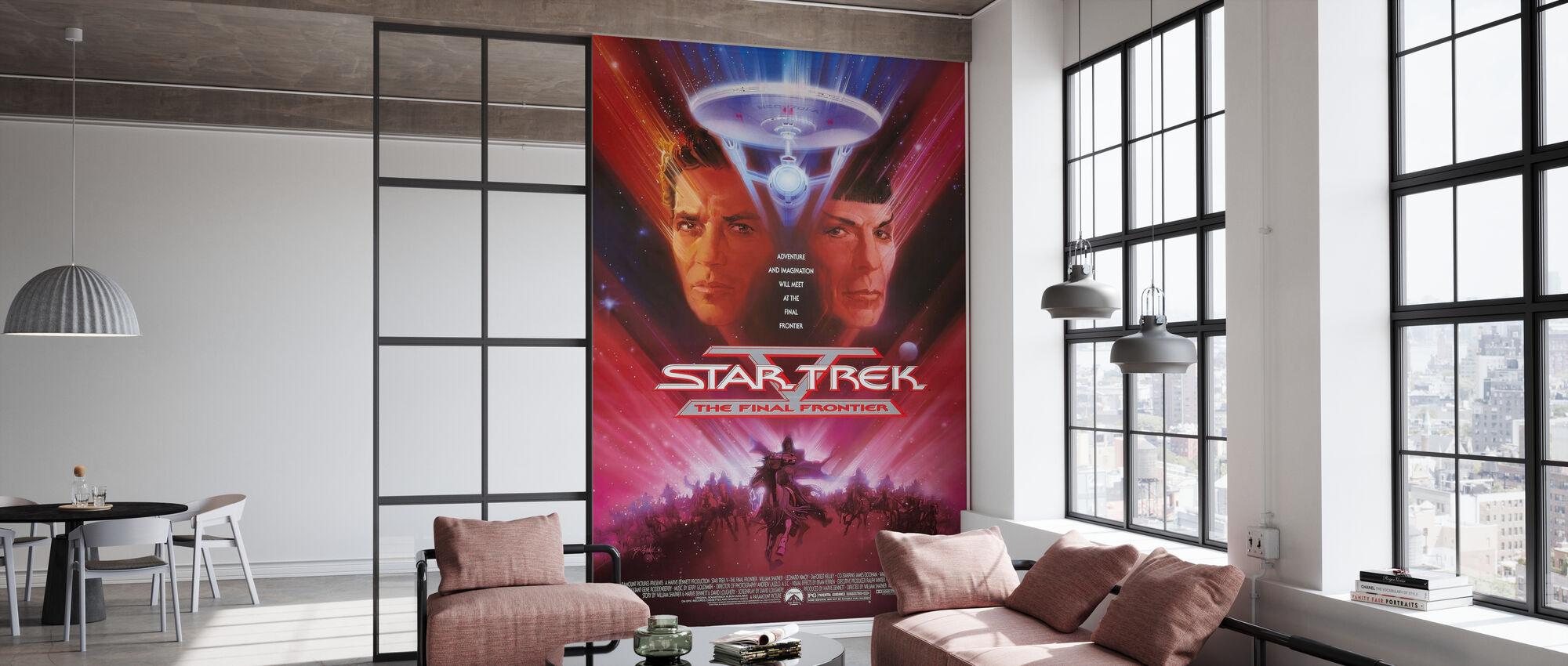 Star Trek V The Final Frontier - Wallpaper - Office