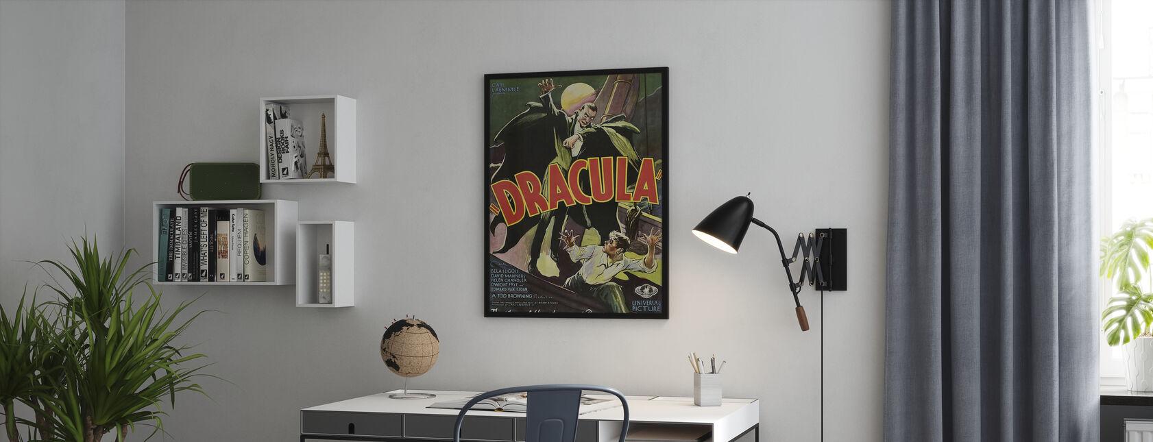 Dracula - Poster - Büro