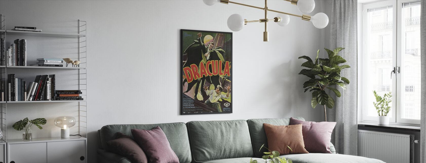 Dracula - Kehystetty kuva - Olohuone