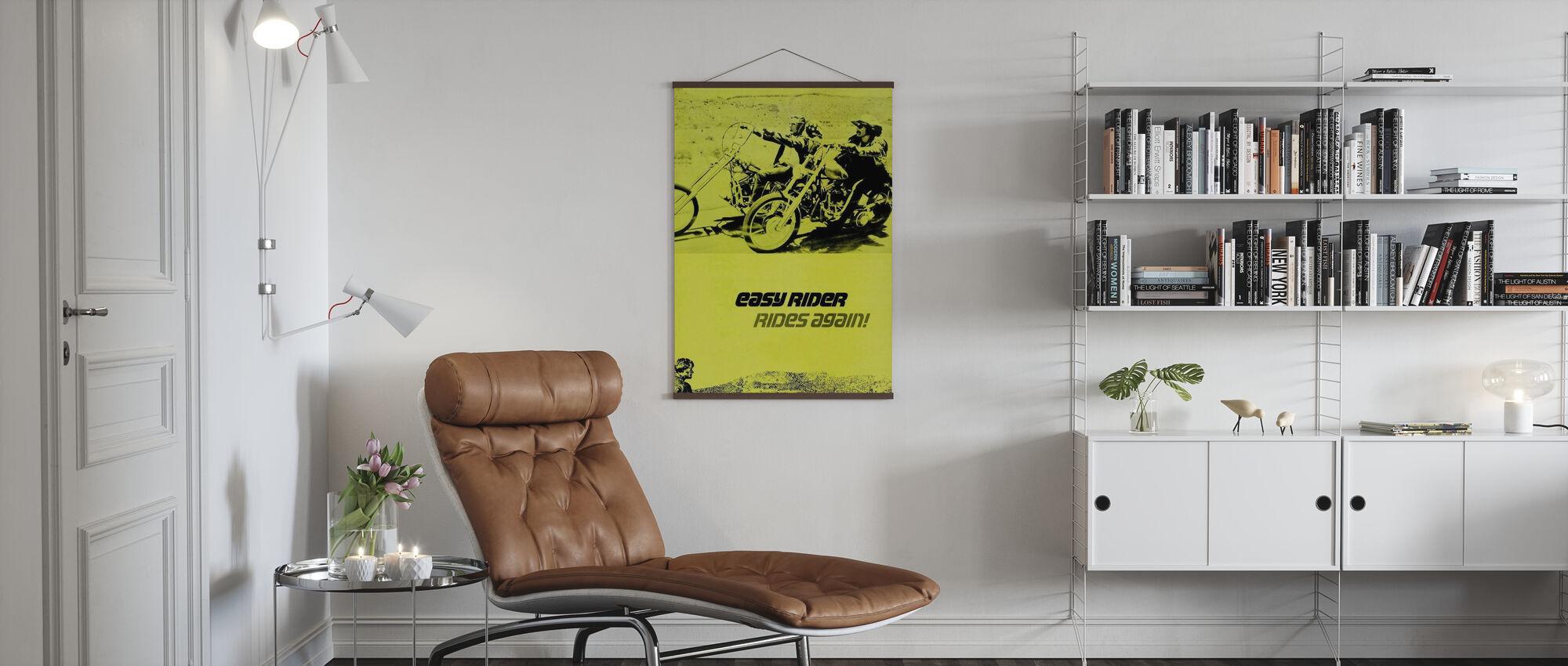 Easy Rider - Poster - Living Room