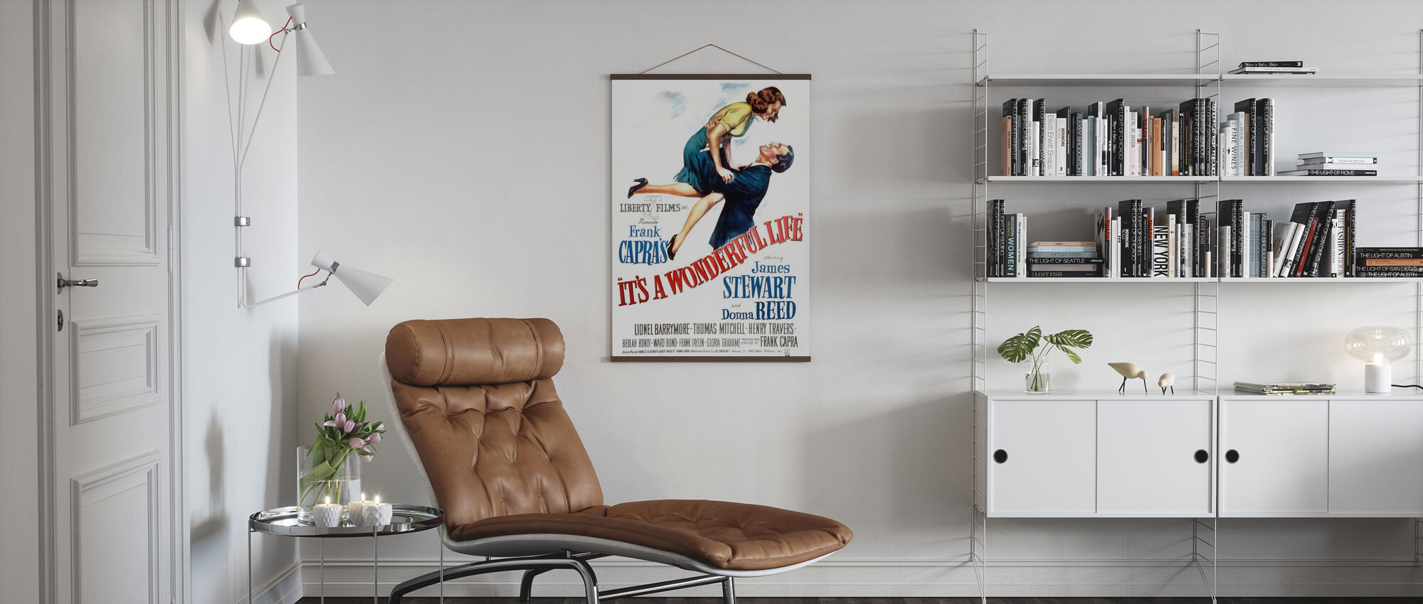 It's a Wonderful Life - Poster - Living Room