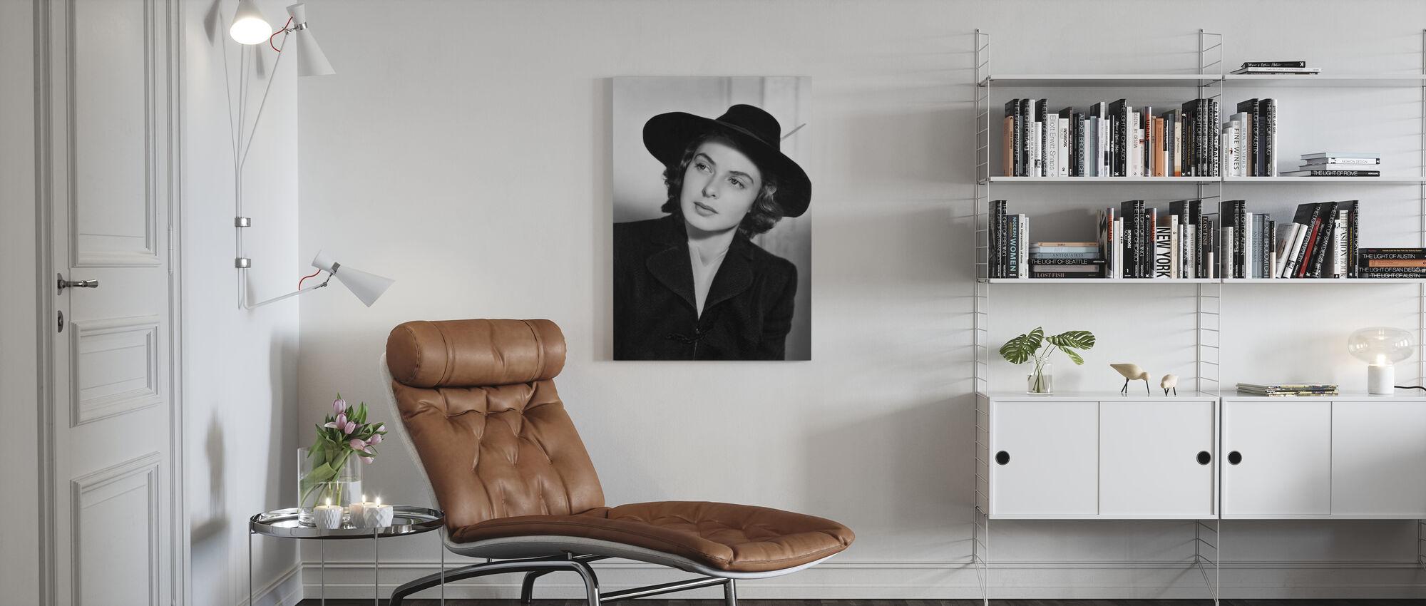 Rage in Heaven - Canvas print - Living Room