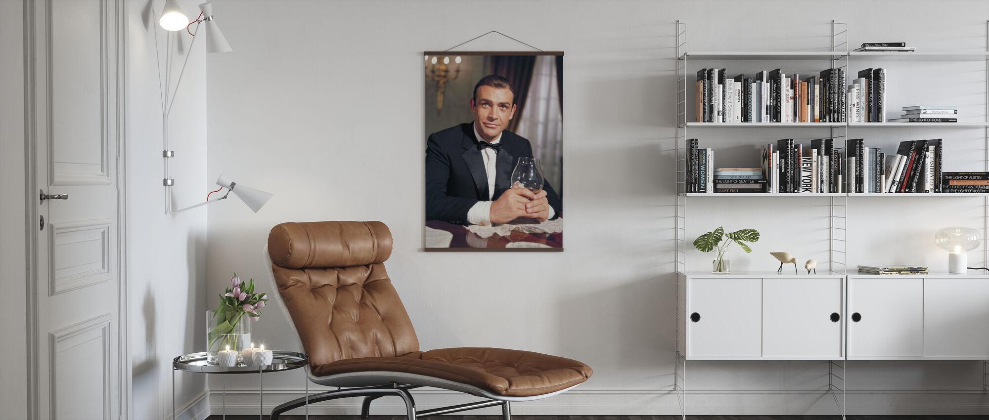 Guldfinger - Poster - Vardagsrum