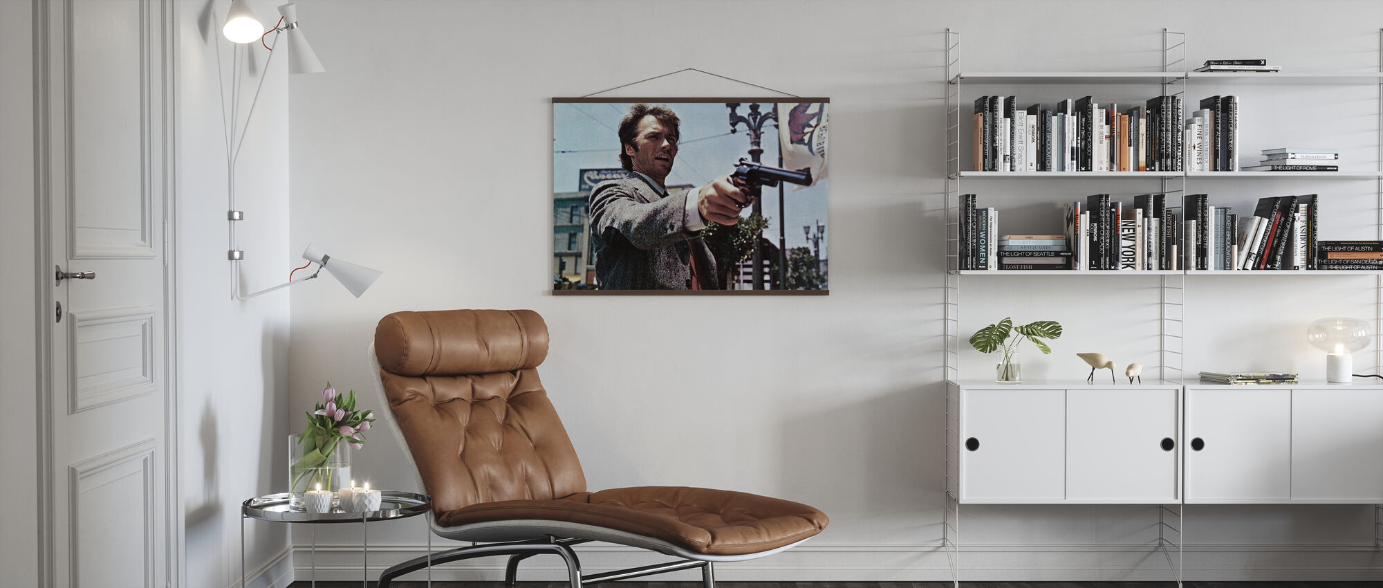 Vuile Harry - Poster - Woonkamer