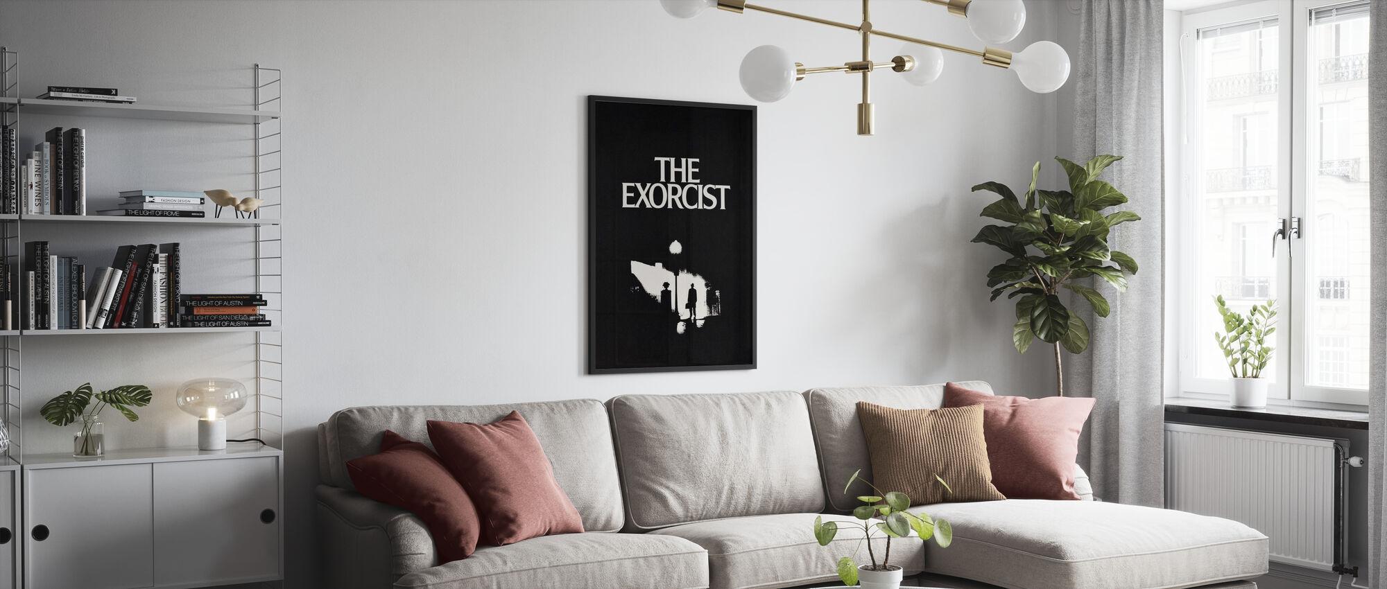 Exorcist - Poster - Living Room