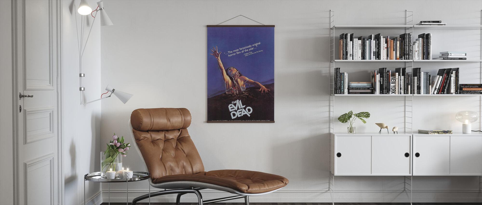 Kwaad Dood - Poster - Woonkamer