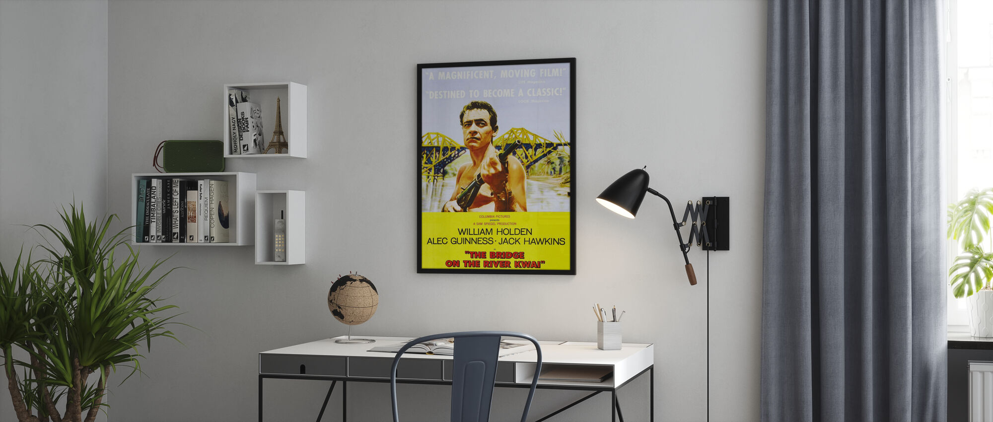 Bridge on the River Kwai - Poster - Office