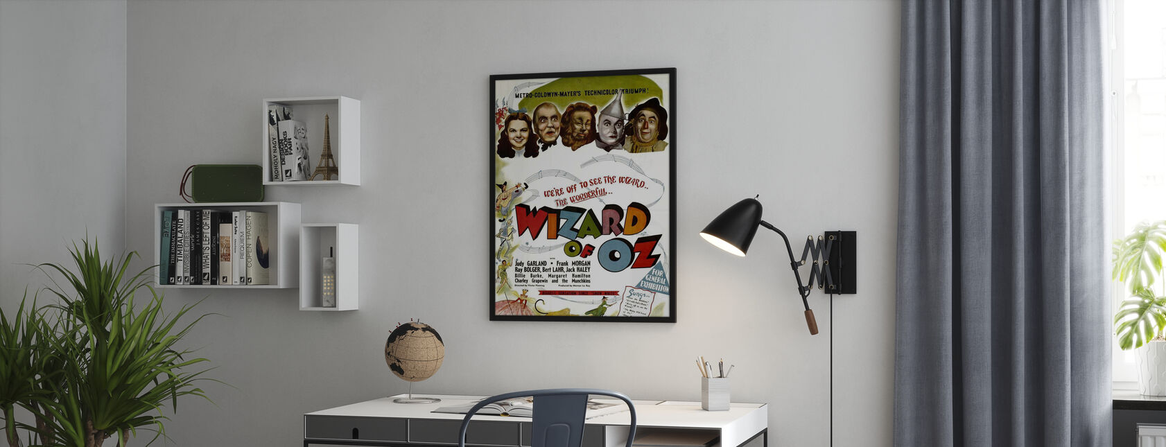 Wizard of Oz - Poster - Office