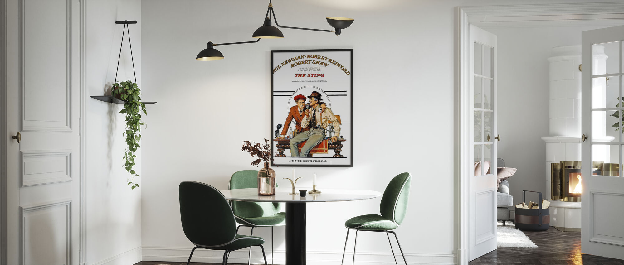 Sting - Poster - Keuken
