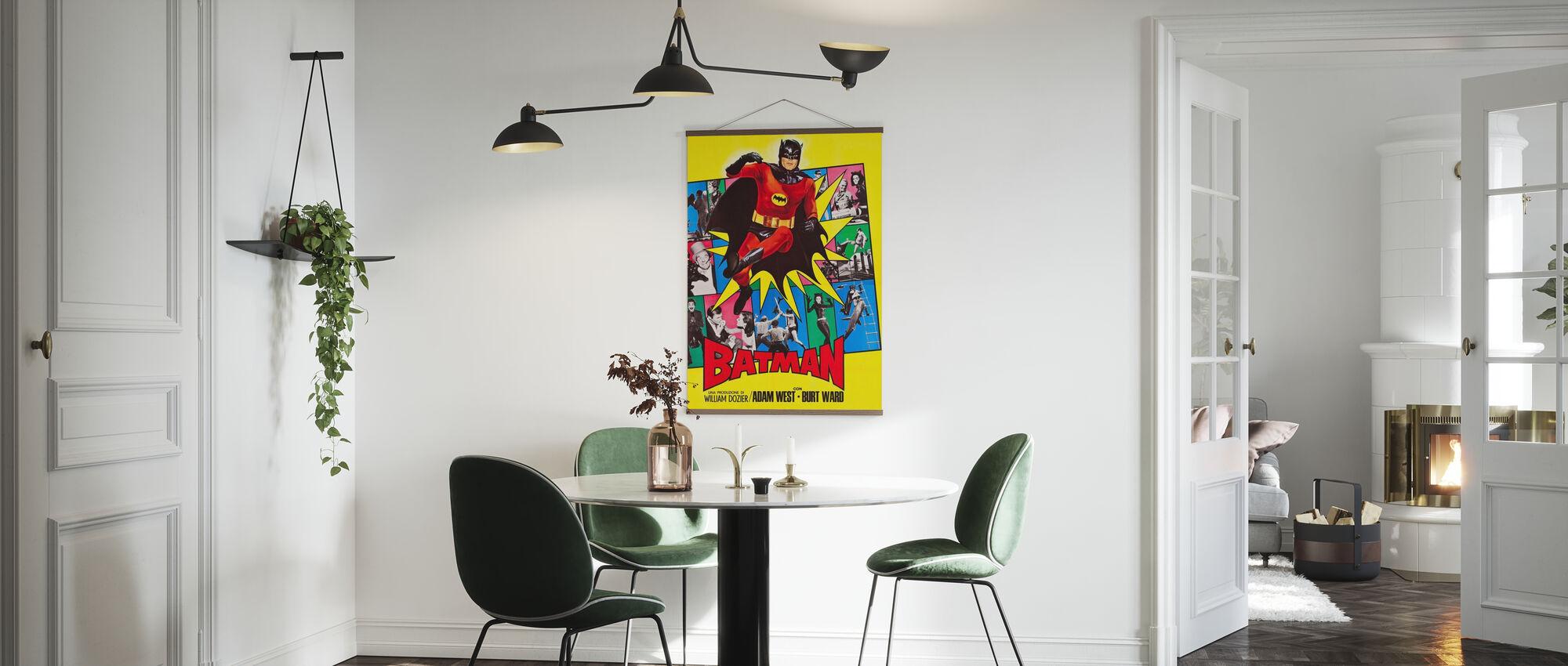Batman II - Poster - Kitchen
