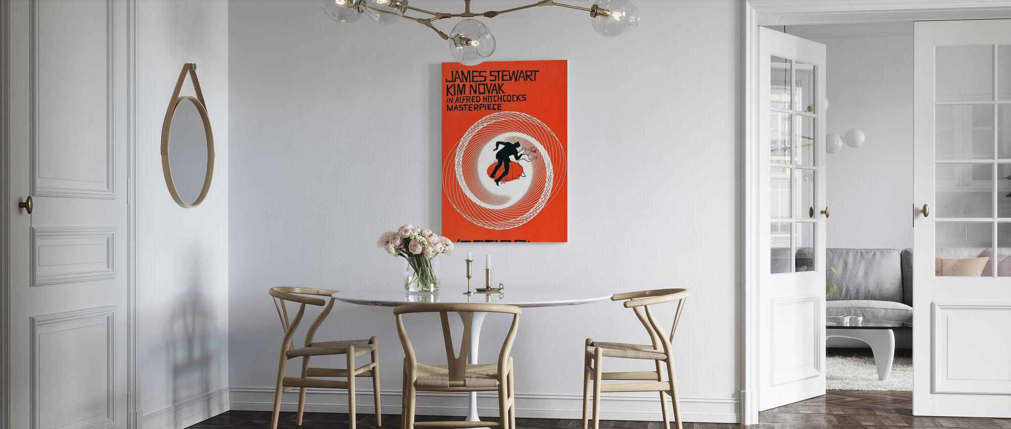 Vertigo II - Canvas print - Kitchen