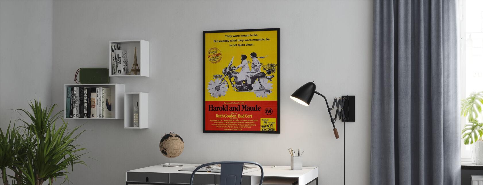 Harold en Maude - Poster - Kantoor