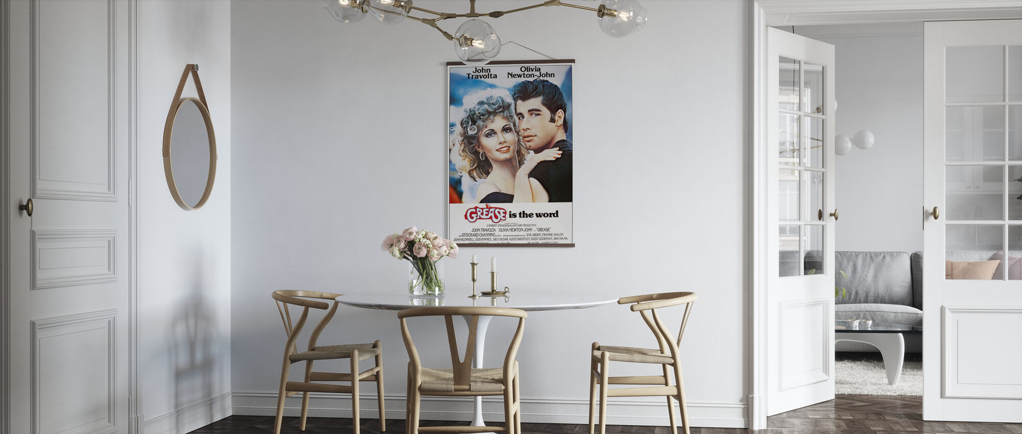 Vet II - Poster - Keuken