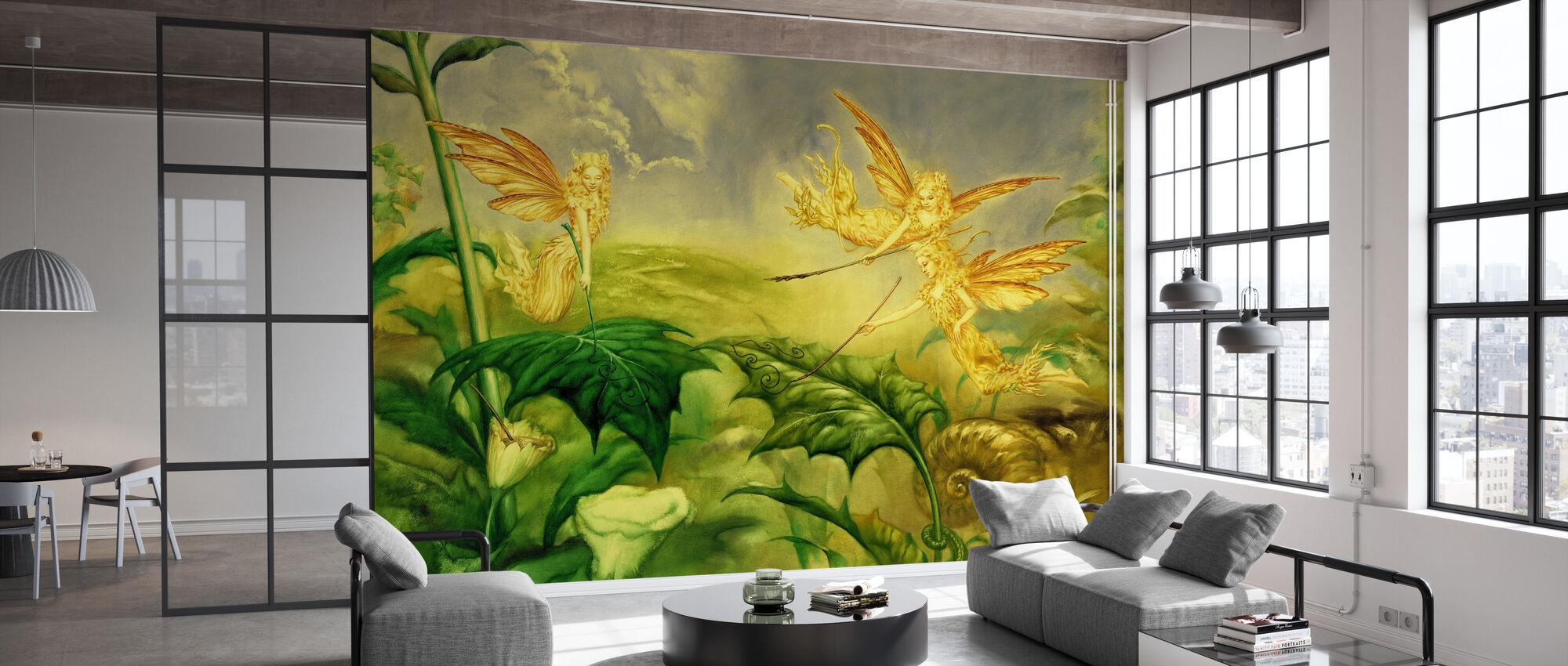 Fairies - Wallpaper - Office