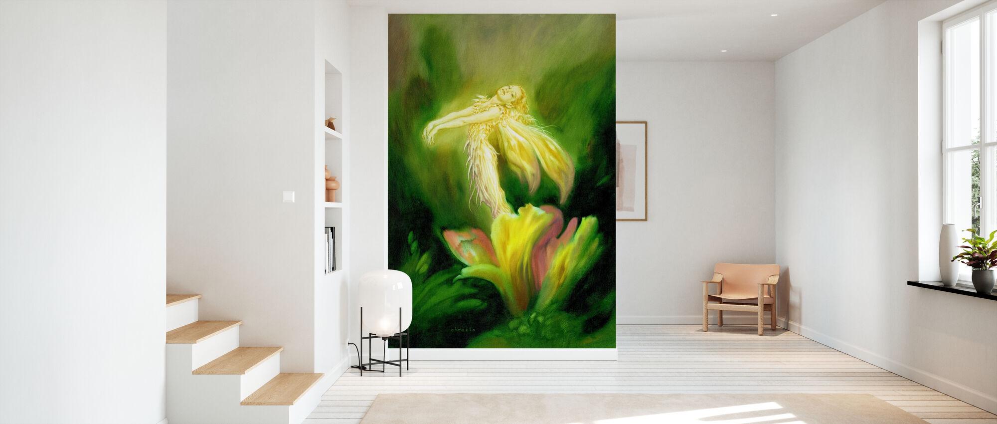 Fairy Flower - Wallpaper - Hallway