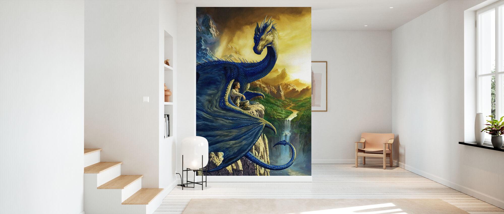 Eragon - Wallpaper - Hallway