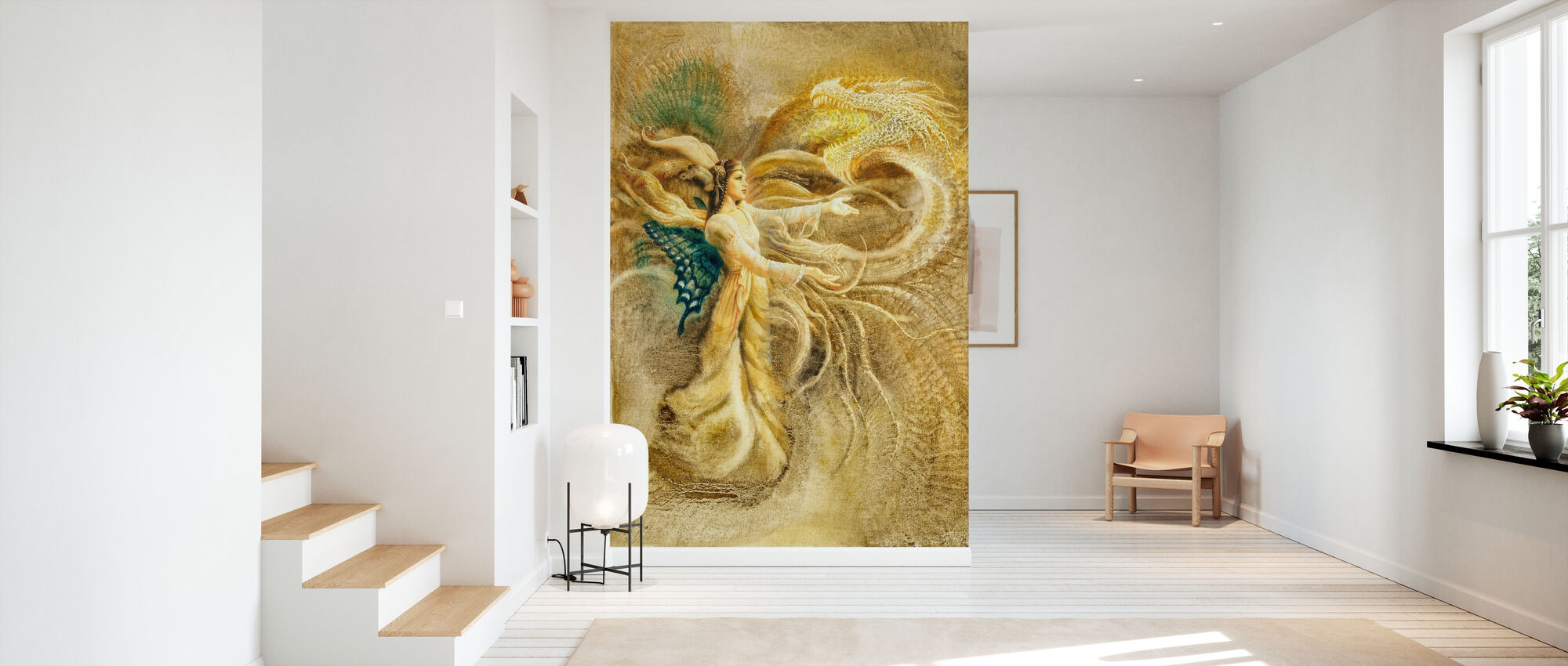 Hawap - Wallpaper - Hallway
